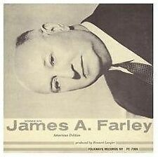 An  Interview with James A. Farley by James A. Farley (CD, May-2012,...