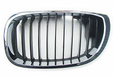 BMW 3 SERIES E46 COUPE CONVERTIBLE LEFT Grille N/S Chrome and Black 03/03 05