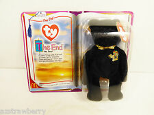 1999 Collectible McDonald's Ty Beanie Babies THE END Bear MINT NEW ON CARD