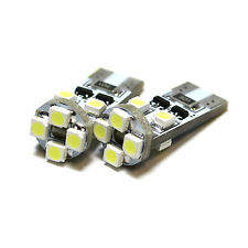 8SMD LED No Error Free Canbus Warning Side Light Upgrade Parking Bulbs