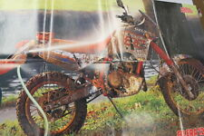 GA33  Poster ;Motor Sprint Gilera 125 R15   mis.41x56