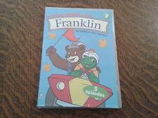 dvd franklin n° 2 le meilleur des copains 3 episodes