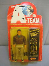 "A-TEAM Soldiers of Fortune ""HOWLING MAD MURDOCK"" Action Figure Galoob 1983"