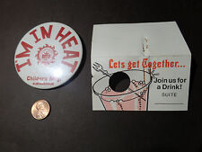 Button+Card-I'm in Heat,CHILDERS Mfg,Albuquerque,NM.original US=ProductsOverTime