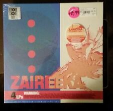 FLAMING LIPS ZAIREEKA 4LP RECORD STORE DAY. LIMITED EDITION BOX SET