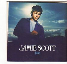 (EZ429) Jamie Scott, Just - 2004 DJ CD