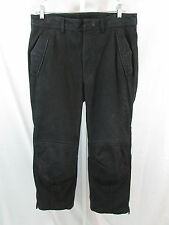 Harley Davidson FXRG Leather Pants Men Size 36 Over Pant Motorcycle Pants