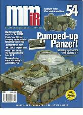 MM IR,MILITARY MINATURES IN REVIEW, NO. 54 ( THE MIGHTY ANTAR WHEN UGLY IS A ..