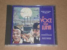 NICOLA PIOVANI - LA VOCE DELLA LUNA: COLONNA SONORA - RARO CD COME NUOVO (MINT)