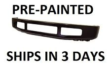 NEW PAINTED TO MATCH Ford F250 F350 Super Duty Truck FRONT BUMPER 08-10 no FLARE