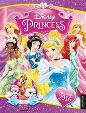 Disney Princess Annual 2016 - Egmont Publishing UK - Hardcover - 1405277939