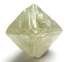 9.04 Carats Uncut Raw Octahedron Natural Rough Diamond