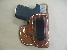 Beretta Pico 380 IWB Molded Leather Inside Waist Concealed Carry Holster TAN RH