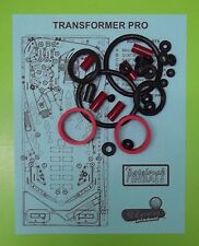 Stern Transformers PRO pinball rubber ring kit