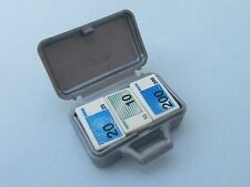 PLAYMOBIL SUITCASE WITH MONEY
