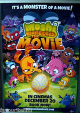 Cinema Poster: MOSHI MONSTERS THE MOVIE 2013 (Main One Sheet) Tom Clarke Hill