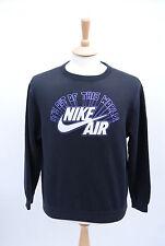 Vintage 1990s Sudadera Nike está fuera de este mundo! M Mediano