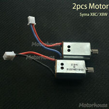 2pcs Motor Engine RC Drone Helicopter Spare Parts for Syma X8C X8W X8HC X8HW