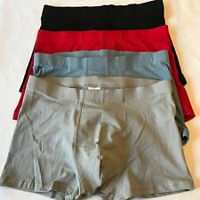 Set of FOUR H&M Boxer-Briefs New WITHOUT Price Tags size MEDIUM M4-e