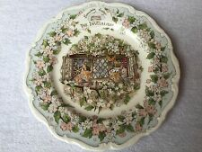 Brambly Hedge The Invitation 1 x Kuchenteller Royal Doulton
