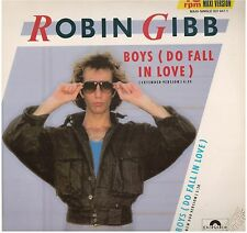 LP 6123  ROBIN GIBB  BOYS  DO FALL IN LOVE