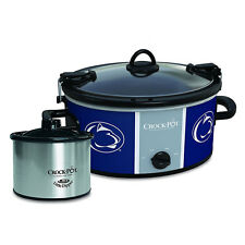 Crock-Pot SCCPNCAA603-PS Penn State Nittany Lions Cook & Carry Slow Cooker