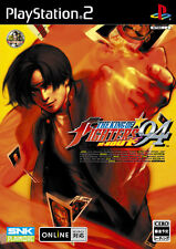 Used PS2 The King of Fighters '94 Re-bout   Japan Import (Free Shipping)