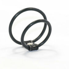 Double Rubber Quality Penis Ring Set ~ Sexual Wellness ~ Impotence Erection Aid