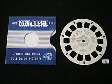 VIEW-MASTER -  Grimsel, Furka & Oberalp Passes, Switzerland 1957