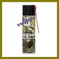 Silicone Spray x Armi Softair da 500 ml x Pistola e Fucile PROTEGGE E LUBRIFICA
