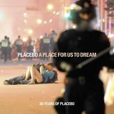 PLACEBO - A Place For Us To Dream -- 2 CD  NEU & OVP 07.10.2016