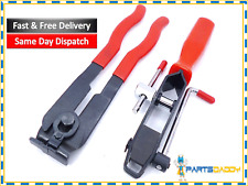 CV Clamp Tool CV Joint Boot Clamp Pliers Professional Set Clip Hose 1567/68