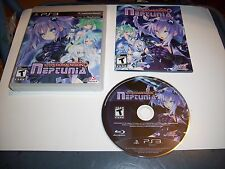 HYPERDIMENSION NEPTUNIA GAME COMPLETE FOR PLAYSTATION 3 PS3