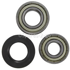 Machine à laver tambour bearing & oil seal kit pour candy lave-glace 6205Z 6204Z