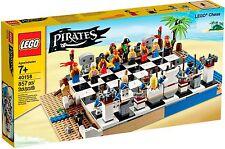 LEGO Pirates 40158 Gioco di scacchi del NUOVO CONFEZIONE ORIGINALE MISB