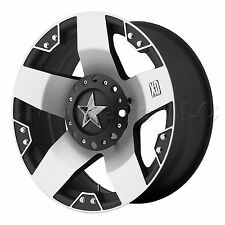 KMC XD SERIES 17 x 8 Rockstar Wheel Rim 6x135 6x139.7 Part # XD77578067510