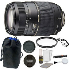 TAMRON AF 70-300mm f4-5.6 DI LD MACRO Accessory Kit for Nikon D3300 D5300 D60..