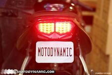Yamaha YZF R6 YZFR6 SEQUENTIAL INTEGRATED SIGNAL LED TAIL LIGHT 03-05 04 Y-3R6-C