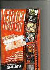 Vertigo First Cuts Tradepaperback/Graphic Novel  Scalped/DMZ/Jack Of Fables
