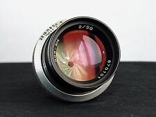 PO3-3M OKS 50mm lens-block f/2 lens Konvas made in USSR