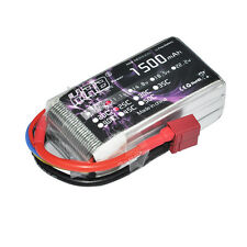 HRB Helicopter RC Lipo Battery 11.1V 1500mAh 3S 25C-50C AKKU Car Airplane USA