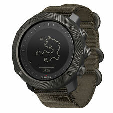 Suunto Traverse Alpha Foliage SS022292000 GPS Military Outdoor Watch 04US