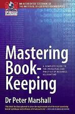 Mastering Book-Keeping: 9th edition, Marshall, Dr Peter, New condition, Book