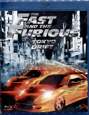 FAST AND THE FURIOUS TOKYO DRIFT - Blu-Ray NUOVO E SIGILLATO, EDIZIONE ITALIANA