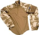 DESERT UBACS - UNDER BODY ARMOUR COMBAT SHIRT / USED - BRITISH ARMY ISSUE