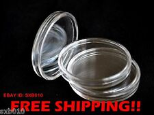 20 PCS DIRECT FIT AIRTIGHT COIN CAPSULES HOLDERS CAPSULES. 28 mm(1.1 inches)