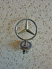 New Mercedes Benz Hood Emblem Badge Star Stand Up Front Logo 210-Free Shipping