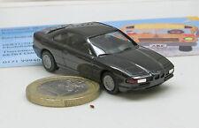 020794;  BMW 850 I,  schwarz