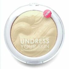 MUA Undress Your Skin Highlighter Powder in Iridescent Gold Shimmer Mac NEW