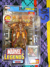 S10_6 Toy Biz Marvel Legends Lot MODERN ARMOR IRON MAN SERIES VIII 8 W/ VS TCG